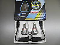 Светодиодные автомобильные лампы H11(H8,H9) G6 - Canbus, фото 1