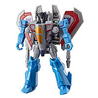 Трансформер Hasbro Transformers Кібервсесвіт Starscream 10 см (E1883-E1894)