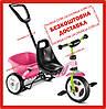 Триколісний велосипед від 2 років Puky Ceety Pink 2219