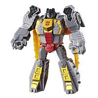 Трансформер Hasbro Transformers Кибервселенная Grimlock 10 см (E1883-E1898)
