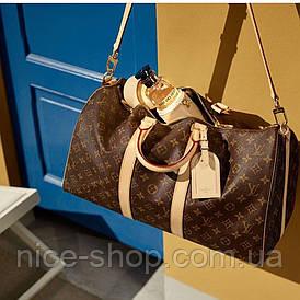 Сумка Louis Vuitton Keppall класика монограм, Люкс шкіра, 50 см