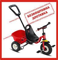 Триколісний велосипед від 2 років Puky Ceety AIR Red 2375, фото 1