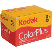 Фотопленка KODAK Color plus 200/36