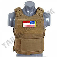 Разгрузка - Жилет PT Tactical Body Armor койот