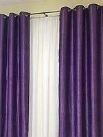 Люверсы на шторы для дома зала спальни кабинета, шторы из блэкаута в кухню комнату зал квартиру, шторы от, фото 4