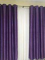 Люверсы на шторы для дома зала спальни кабинета, шторы из блэкаута в кухню комнату зал квартиру, шторы от, фото 9
