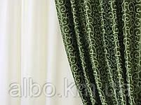 Готовые шторы для дома спальни кухни гостинной блэкаут, шторы в гостинную спальню детскую с ламбрекеном, шторы, фото 4