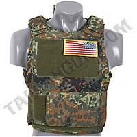 Разгрузка - Жилет PT Tactical Body Armor Флектарн