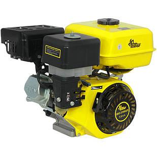 Двигатель бензиновый Кентавр ДВЗ-210БШЛ  Двигатель на культиватор, генератор, мотопомпу.