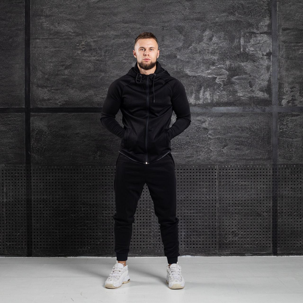Мужской Комплект Спортивний костюм Кофта и Штаны
