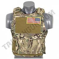 Разгрузка - Жилет PT Tactical Body Armor Мультикам