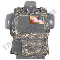 Разгрузка - Жилет PT Tactical Body Armor ACU