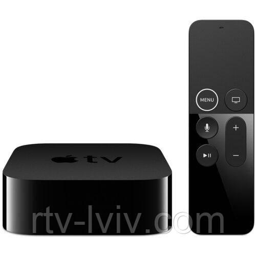 Програвач мультимедійний Apple TV 4K 32GB (MQD22MP/A)