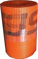 Склосітка стрічка 145 г/кв. м SSA 1363-145 20см, оражевая, фото 1