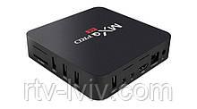 Проигрыватель мультимедиальный Savio Smart TV Box-02 Android 7.1
