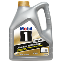 MOBIL 1 FS 0W-40 (4л) Синтетичне моторне масло