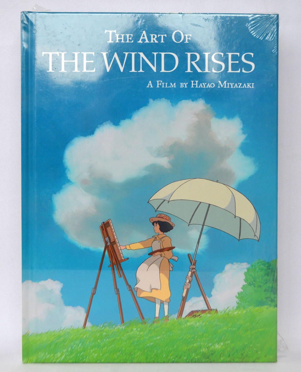 Art book The Art of the Wind Rises (English language)