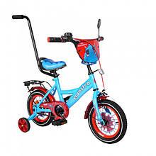 Велосипед двоколісний TILLY Monstro 12 T-21228/1 Red