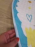 """Безкоштовна доставка! Ігровий килим-мішок """"Єдиноріг"""" з дефектом, фото 8"""