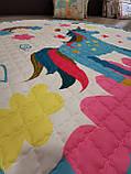 """Безкоштовна доставка! Ігровий килим-мішок """"Єдиноріг"""" з дефектом, фото 9"""