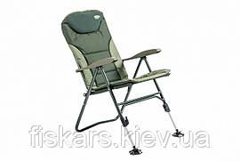 Крісло коропове Mivardi Comfort до 160 кг (M-CHCOM)