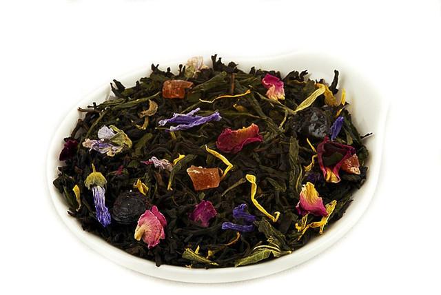 Черный чай с добавками 1001 ночь
