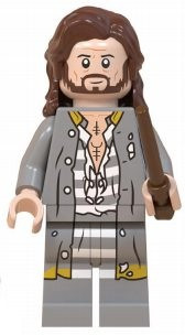 Фігурка Сіріус Блек Harry Potter Гаррі Поттер Аналог лего
