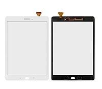 Тачскрин (сенсор) для Samsung T550 Galaxy Tab A 9.7, T555, белый