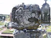 Детский памятник из гранита на могилу образец №5