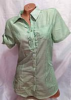 Рубашка женская (38-44) оптом купить от склада 7 км Одесса