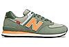 Оригінальні чоловічі кросівки New Balance 574 (ML574SG2)