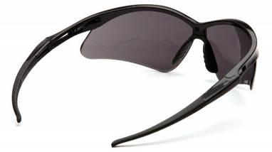 Окуляри спортивні з ремінцем PMXtreme чорні, фото 2