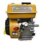 Двигун бензиновий Forte F210G Двигун на культиватор, генератор, мотопомпу., фото 7