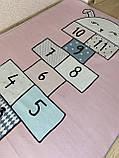 """Бесплатная доставка! Ковер """"Классики"""" цвет пудра 2 на 3 м (модель 2) с дефектом, фото 4"""