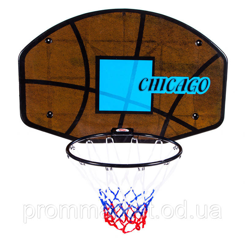 "Баскетбольне кільце, щит""Chicago"", CNB-1238C."