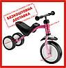Біговел-каталка від 1 року Puky Pukymoto Pink 3041