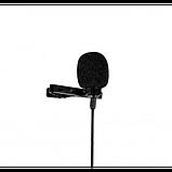 Петличний мікрофон lavalier GL-120 Lightning для Apple iPhone, фото 5
