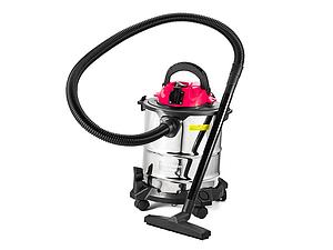Строительный промышленный пылесос для сухой и влажной уборки  (20л, 1300Вт) BauMaster VC-7220BE