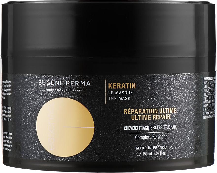 Укрепляющая маска для волос Eugene Perma Essentiel Keratin Mask Ultimate Repair