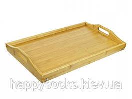 Столик - піднос бамбуковий