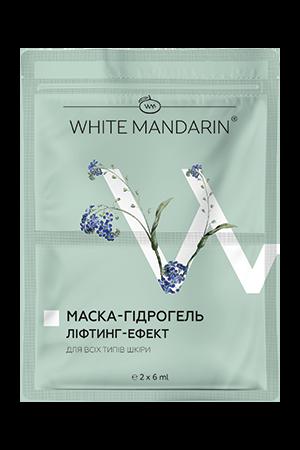 Маска-гідрогель «Ліфтинг ефект» TM White Mandarin