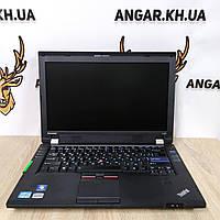 "Ноутбук б/у 14.1"" Lenovo ThinkPad L420 (Core i3 2330m / DDR3-4 Gb / HDD 500 Gb / DisplayPort / АКБ 1ч)"