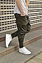 Мужские брюки хаки, фото 3
