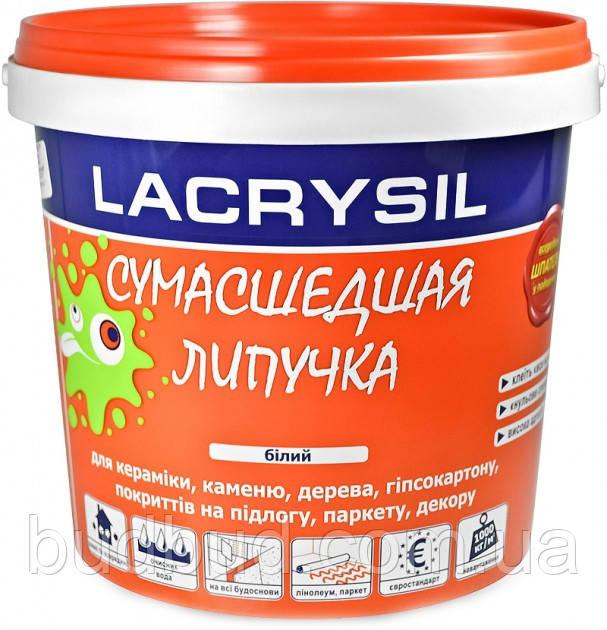 """Клей акриловий """"Божевільна Липучка"""" Lacrysil  12 кг"""
