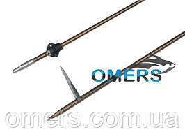Таитянский гарпун для пневматических ружей Cyrano ø7мм (60 - 105 см)
