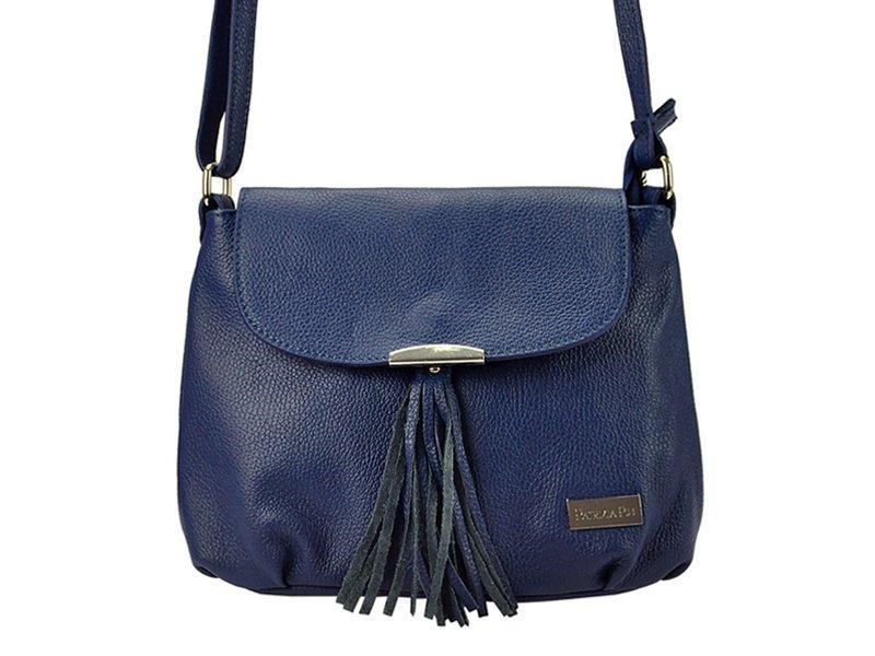 Женская кожаная сумка Patrizia Piu 318-012 Красный