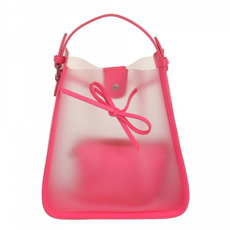 Жіноча сумка з екошкіри Tom & Eva 19G-2560 Білий, фото 2
