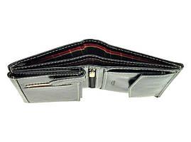 Мужской кожаный кошелек Wild RM-04-BAW BUFFALO Коричневый, фото 3