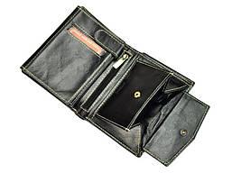 Мужской кожаный кошелек Wild RM-04-BAW BUFFALO Коричневый, фото 2