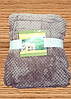 Простынь/покрывало Бамбук 200*230 (микрофибра) коричневый TM Koloco, фото 2